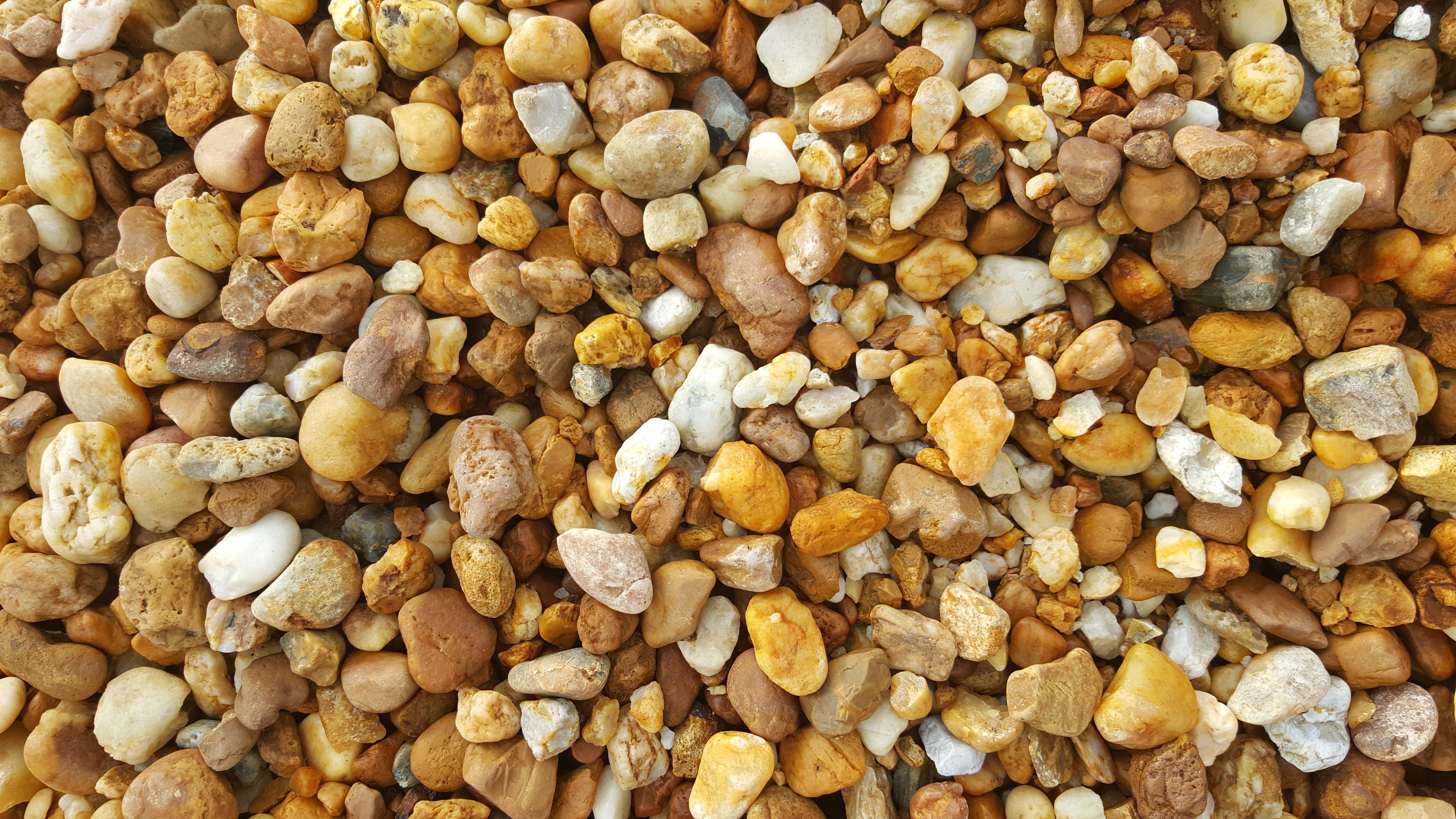 1-2 Inch River Rock Tan best