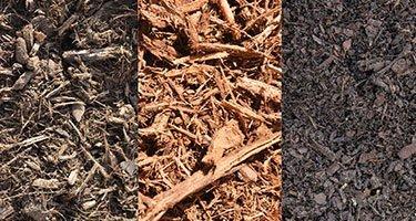 yard waste products, yard debris as mulch, recycled yard waste compost