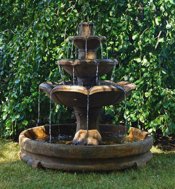 Image for Those Looking to Buy Bradenton Fountains, the Montreaux 3 tier, Henri Studio Fountains