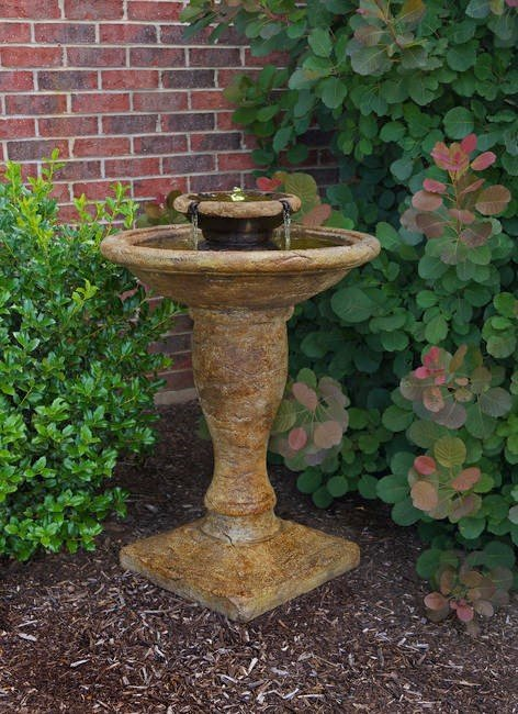 Sarasota Outdoor Fountains, Henri Studio Fountains, Garden Fountains, Windstone Fountain, Gulf Gate South Sarasota Fountains