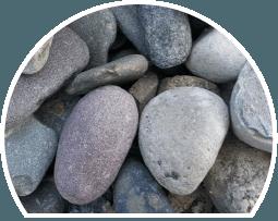 landscape rocks, river rock, brook stone, pebbles