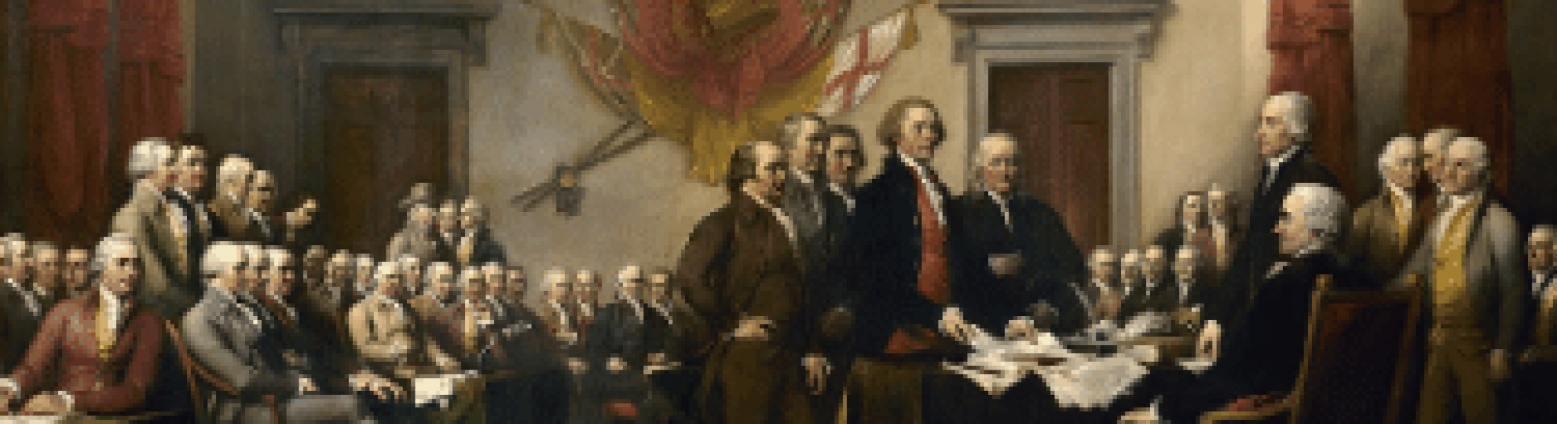 declaration-of-independence-by-john-trumbull - 1 Stop ...